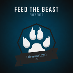 Direwolf20 1 12 Pack - Feed The Beast Wiki