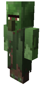 minecraft drowned zombie villager