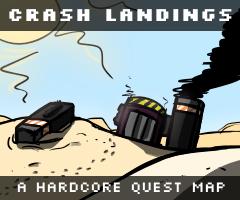 Crash Landing - Feed The Beast Wiki