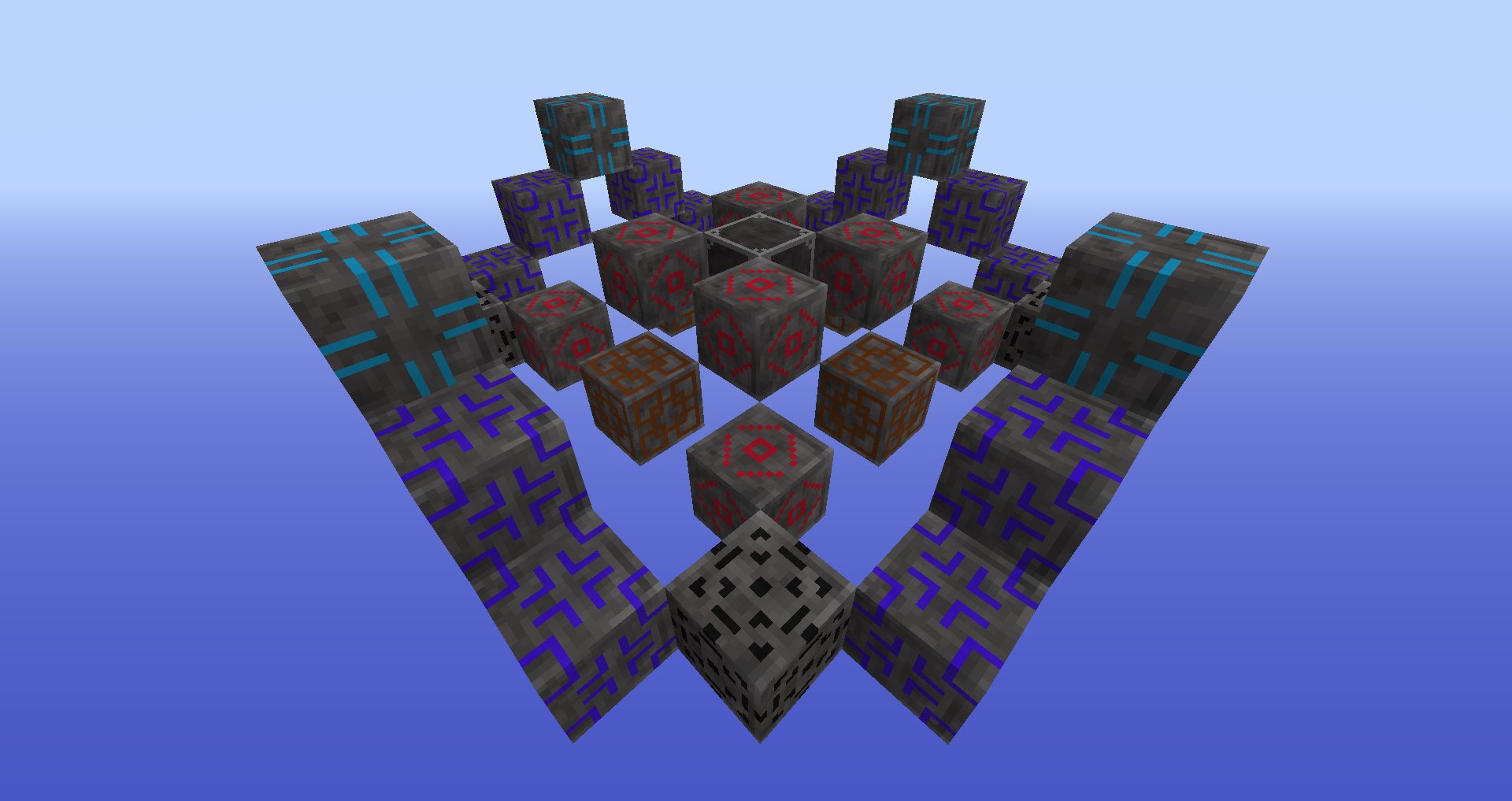 Minecraft Lab: Crazy Craft Blood Magic__What does well of suffering
