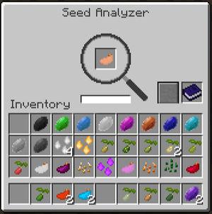 Seed Analyzer - Feed The Beast Wiki