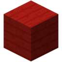 Blood Infused Wooden Plank