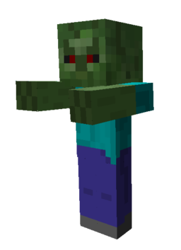 Furious zombie feed the beast wiki - Zombie style minecraft ...
