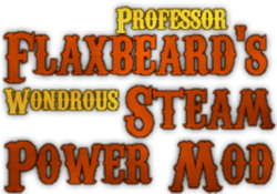 Professor Flaxbeard's Wondrous Steam Power Mod