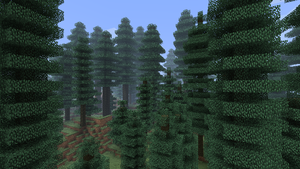 Coniferous Forest Feed The Beast Wiki