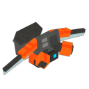 Armored Jetpack
