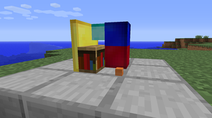 Forge Microblocks Can T Craft Saw