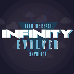 Feed The Beast Infinity Evolved Skyblock