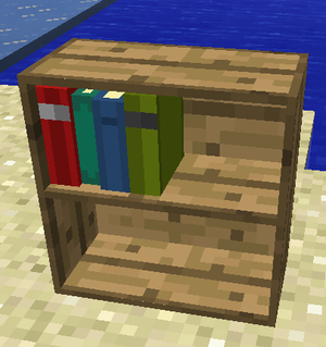 Bookcase - Feed The Beast Wiki
