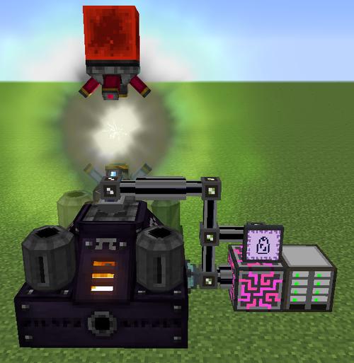 Thaumic energistics alchemical construct minecraft