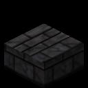 Cracked Dark Brick Slab - Feed The Beast Wiki