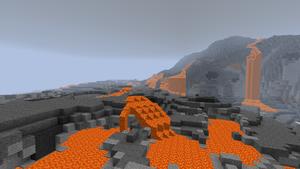 Volcano (Biomes O' Plenty) - Feed The Beast Wiki