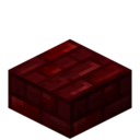 Red Nether Brick Slab