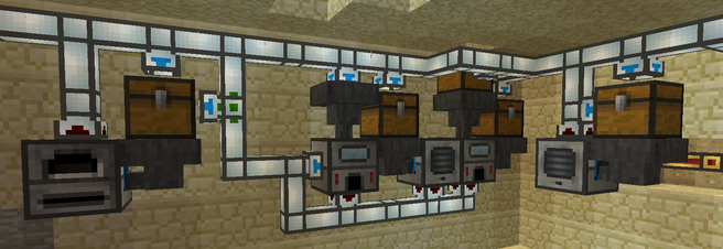 Tutorial:Automated Ore Processing - Feed The Beast Wiki