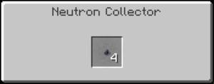Neutron Collector - Feed The Beast Wiki