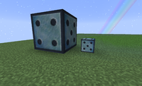 minecraft chance cubes rewards