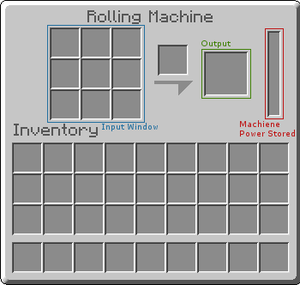 Rolling Machine (Railcraft) - Feed The Beast Wiki